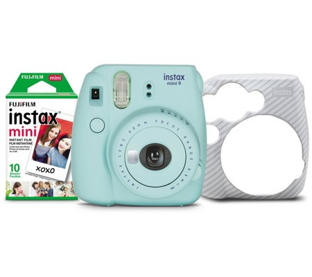 Fujifilm instant print cameras