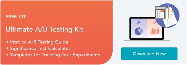 The Ultimate A/B Testing Kit