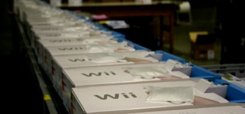 Wii production line