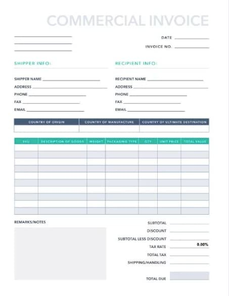 commercial-invoice-template-hubspot