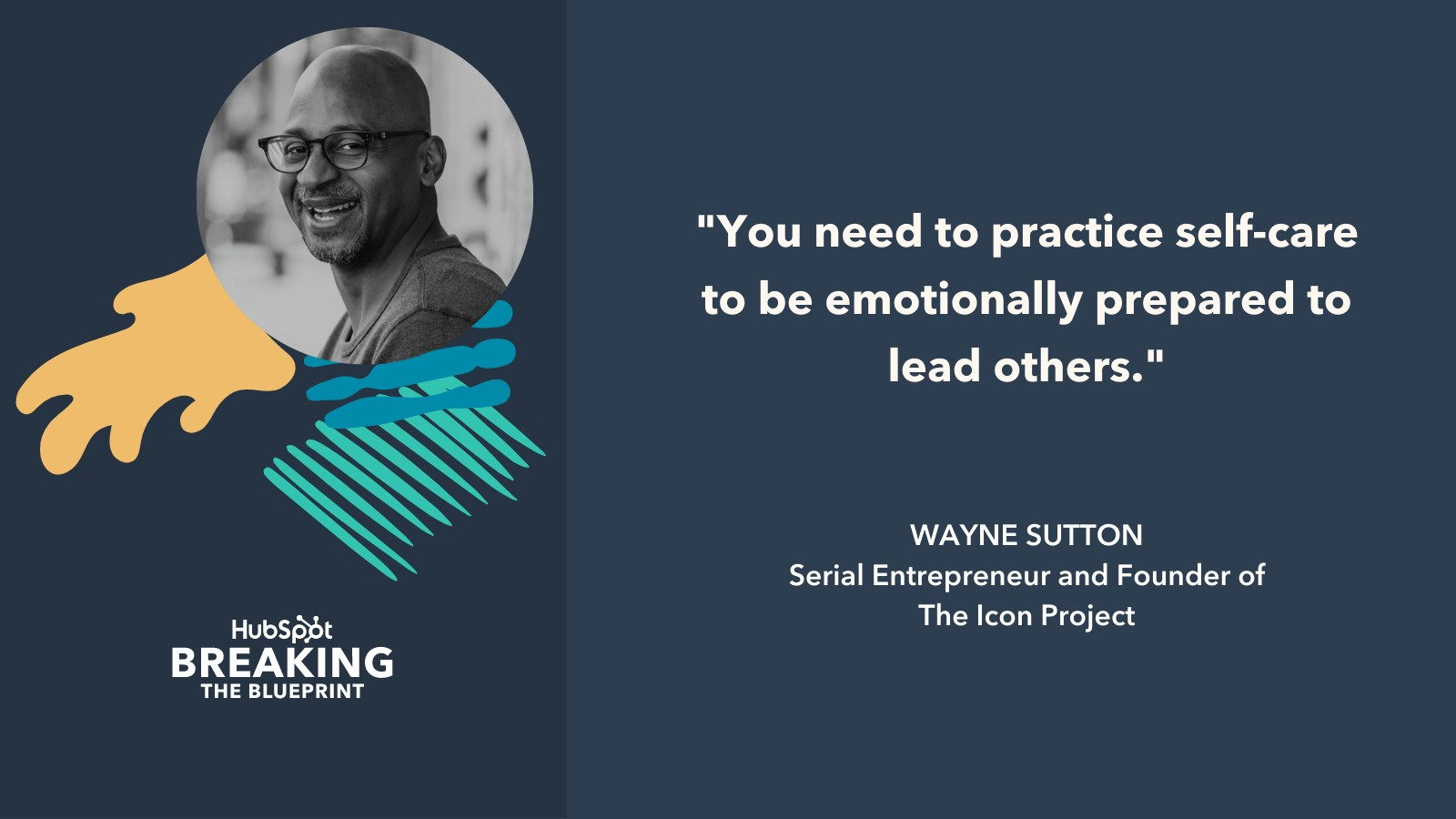 wayne sutton leadership advice for black business owners