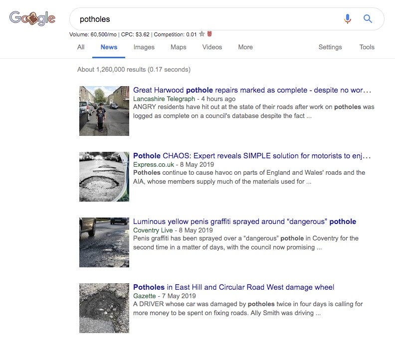how to find journalists for press release on Google