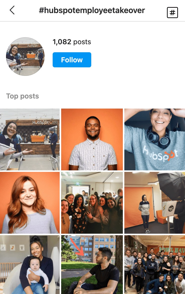 Instagrams employee takeover