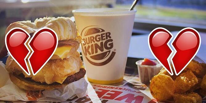 Burger King Breakup