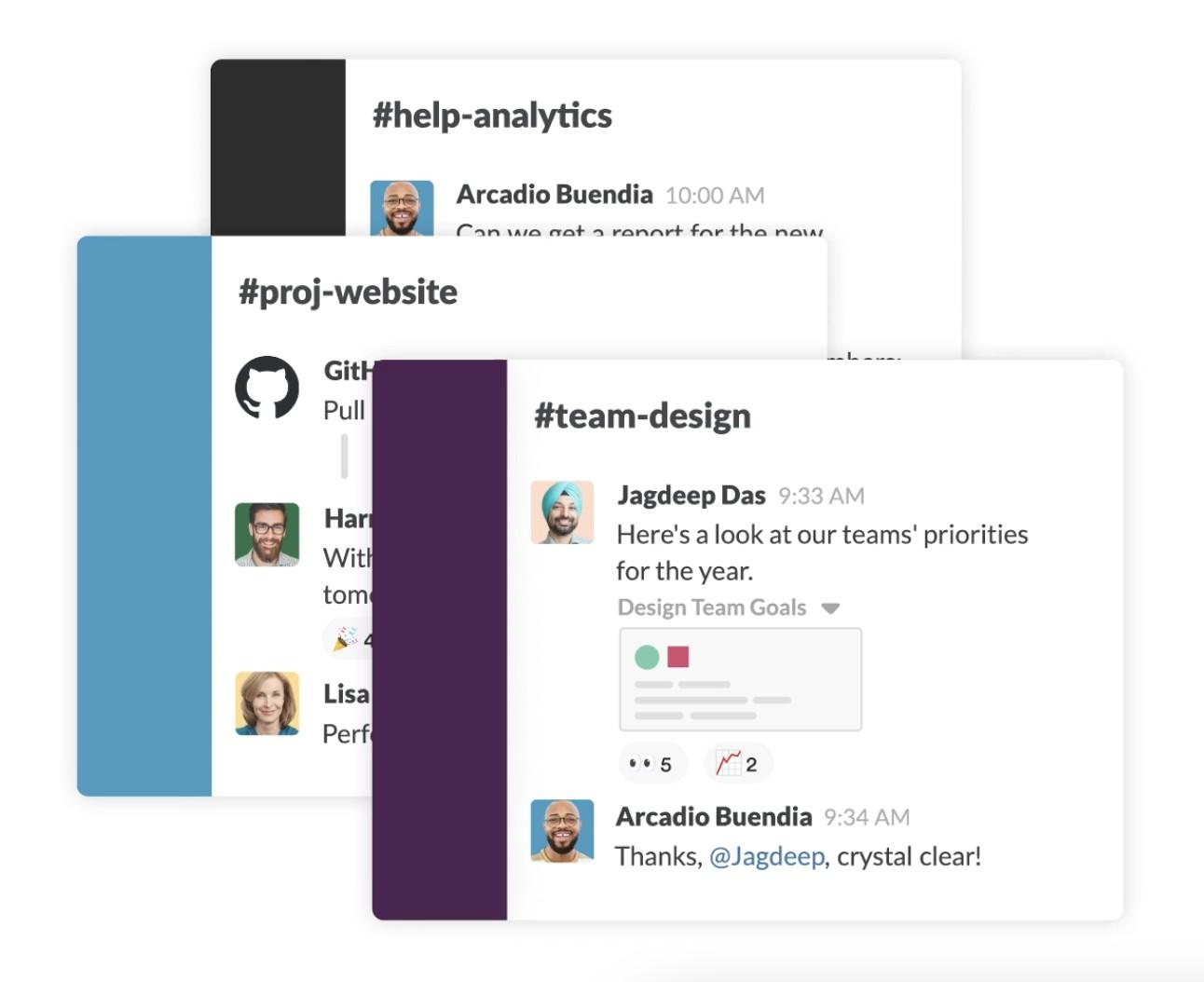slack marketing collaboration platform