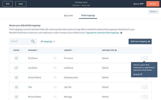Cloud integration platform: Operations Hub