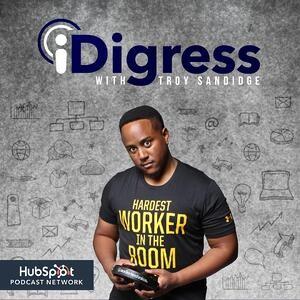 iDigress Podcast   Best Marketing Podcasts