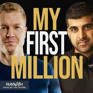 My First Million   Best Marketing Podcasts