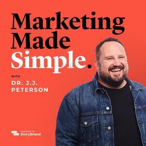Marketing Made Simple Podcast   Best Marketing Podcasts