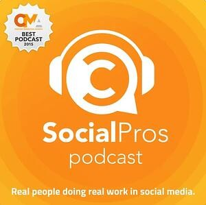 Social Pros Podcast   Best Marketing Podcasts