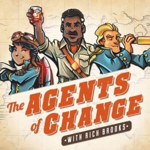 Agents of Change Podcast   Best Marketing Podcasts